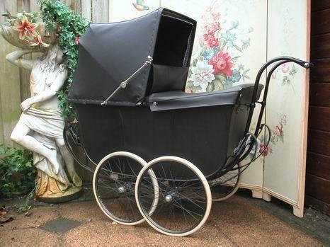 Ретро – kinderwagen, stroller илидетская коляска. Изображение № 3.