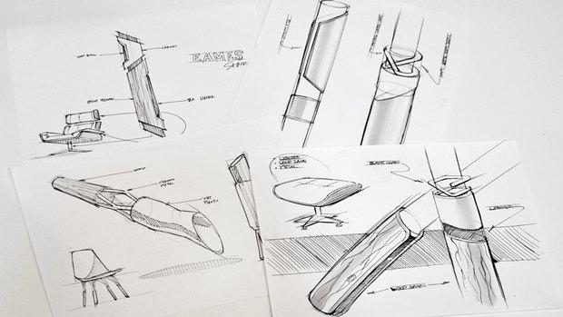 Рукоятка меча в стиле Иссея Мияки. Изображение № 9.
