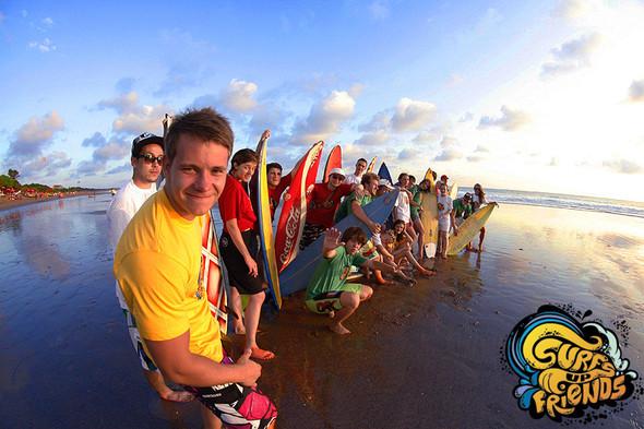 SurfsUpCamp - к океану, ярким впечатлениям, новым друзьям и серфингу. Изображение № 3.