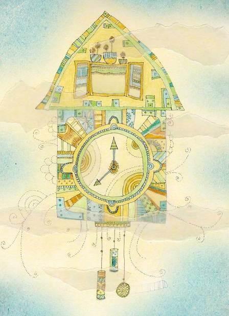 Изображение 5. Иллюстратор Masha Bartanayev.. Изображение № 5.
