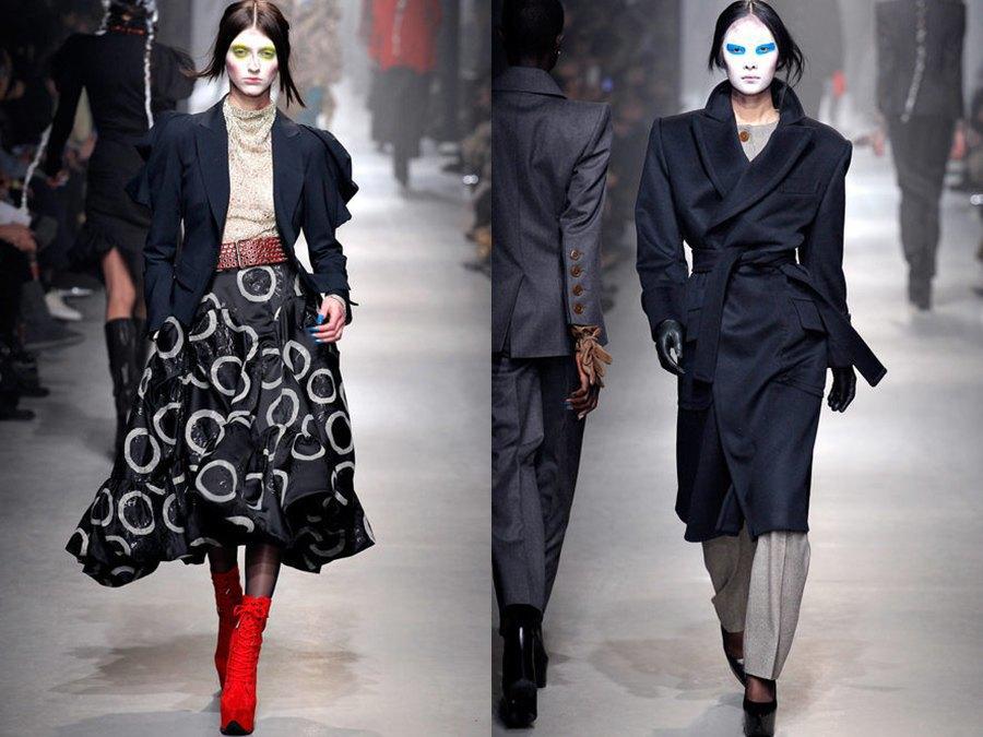 Неделя моды в Париже: Дни 5 и 6. Изображение № 29.