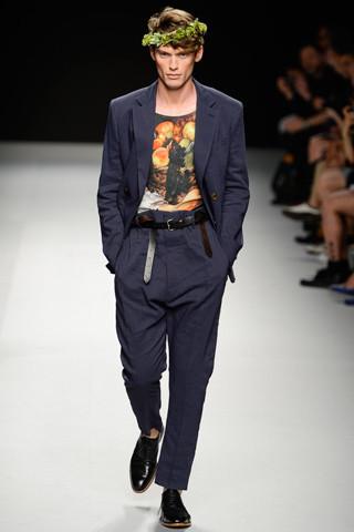 Неделя мужской моды в Милане: День 2. Изображение № 46.