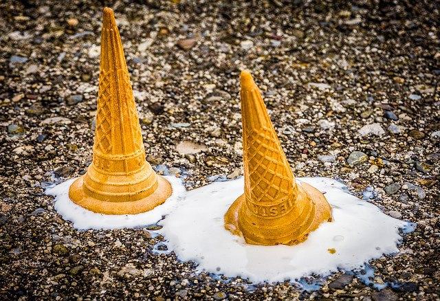 Учёные создали медленно тающее мороженое . Изображение № 1.