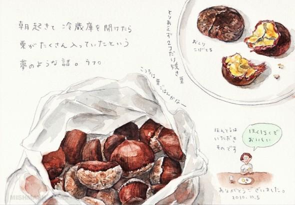 Завтрак японской художницы. Изображение № 27.