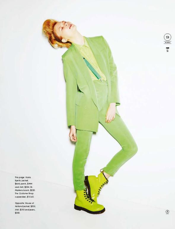 Съёмка: Сет Zoot из журнала Yen. Изображение № 6.