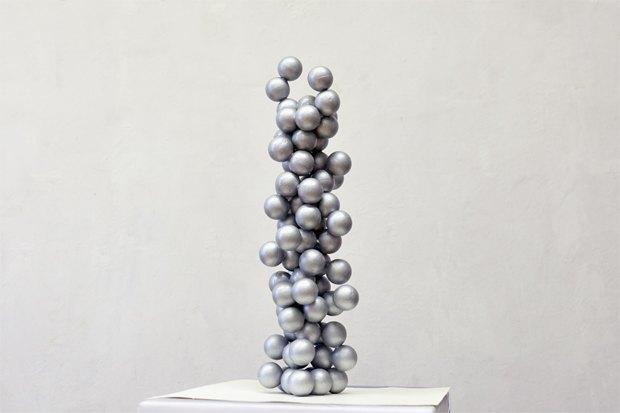 Инструкция: сделайте скульптуры, как у Аниша Капура. Изображение № 9.