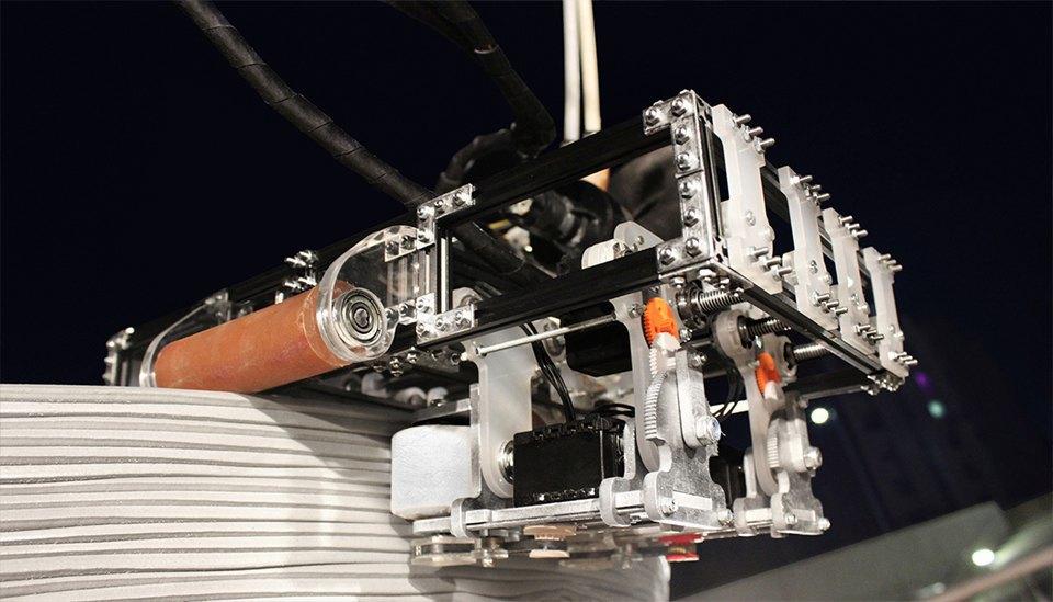 Как Пётр Новиков изобрел роботов, которые изменят архитектуру. Изображение № 8.