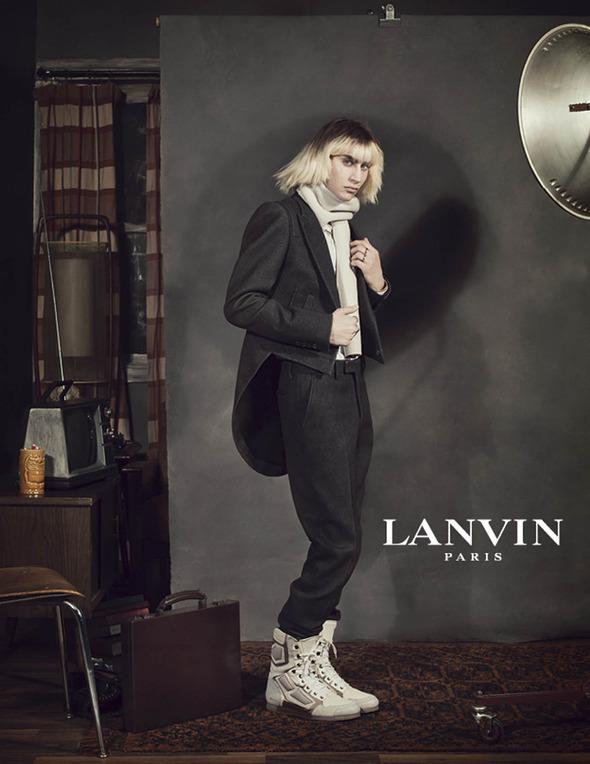 Кампании: Elie Saab, Just Cavalli, Lanvin и другие. Изображение № 38.