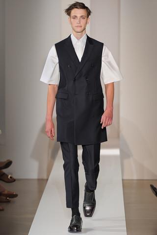 Неделя мужской моды в Милане: День 1. Изображение № 26.