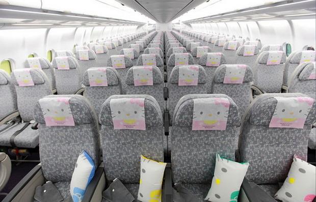 Самолет Hello Kitty. Изображение № 2.