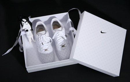 Michael Lau x Nike 1World Air Force 1 Project. Изображение № 3.