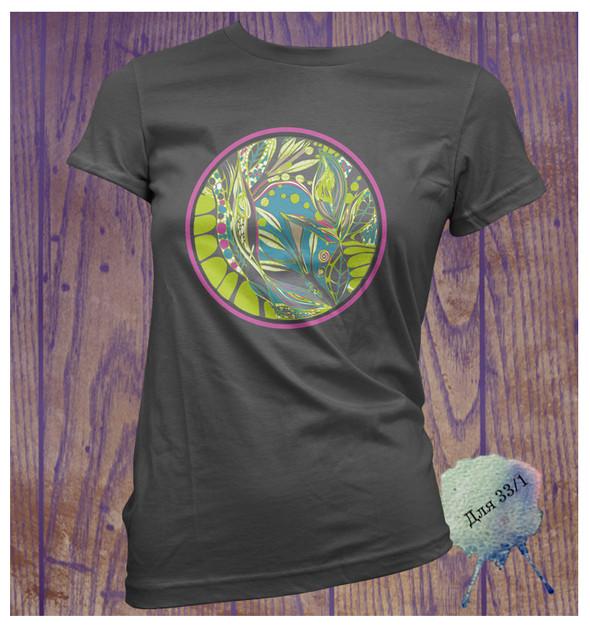 Изображение 10. Принтовые футболки.. Изображение № 10.
