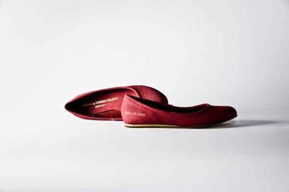 Common Projects Womens Footwear. Изображение № 4.