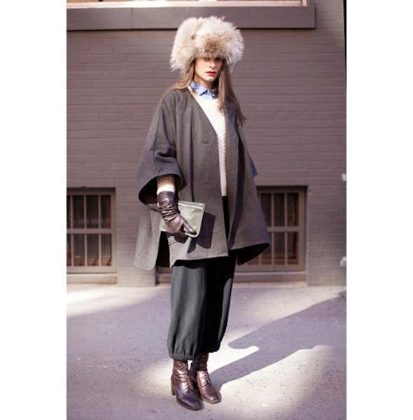 Изображение 121. На полях: 10 тенденций уличного стиля с прошедших недель моды.. Изображение № 121.