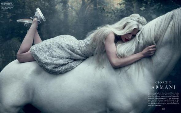 Snow White: Модные съемки к выходу «Ледникового периода». Изображение № 7.