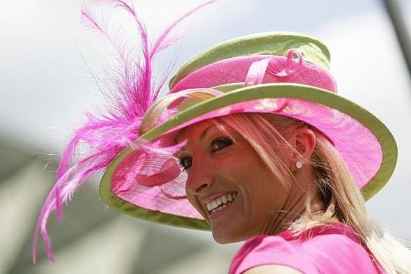 Самые необычные иизысканных шляпки Royal Ascot. Изображение № 49.