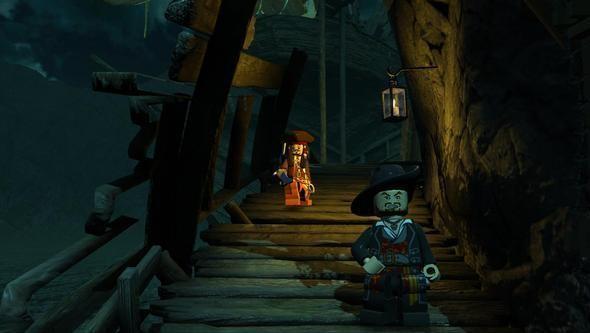 Изображение 18. Компания Disney выпустила игру «LEGO Пираты Карибского Моря».. Изображение № 17.