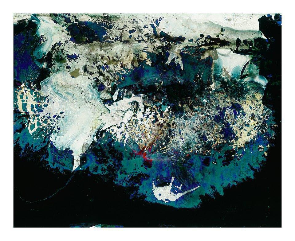 Космические пейзажи, созданные бактериями . Изображение № 12.