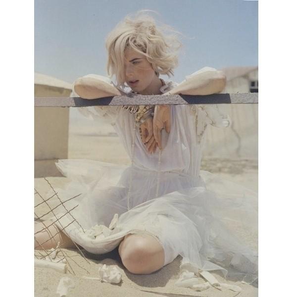 Изображение 32. Съемки: Harper's Bazaar, Marie Claire, Vogue и W.. Изображение № 32.