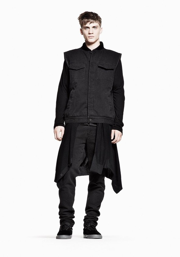 Лукбук: T by Alexander Wang FW 2011 Menswear. Изображение № 7.
