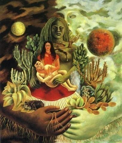Фрида Кало (Frida Kahlo). Изображение № 23.