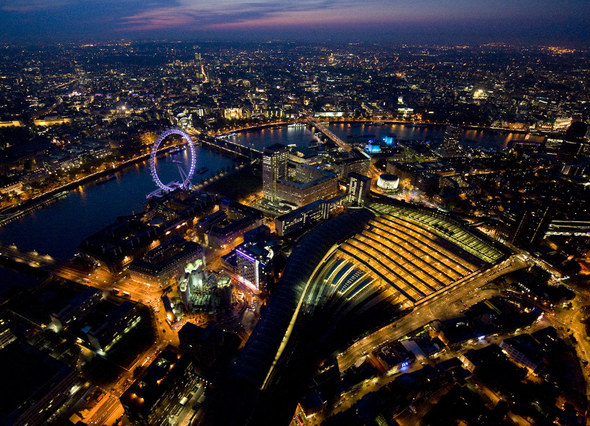 London From Above. Изображение № 4.