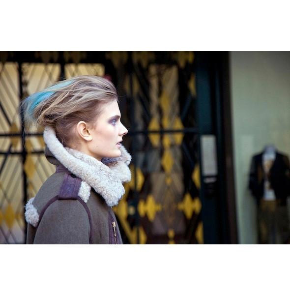 Изображение 130. На полях: 10 тенденций уличного стиля с прошедших недель моды.. Изображение № 130.