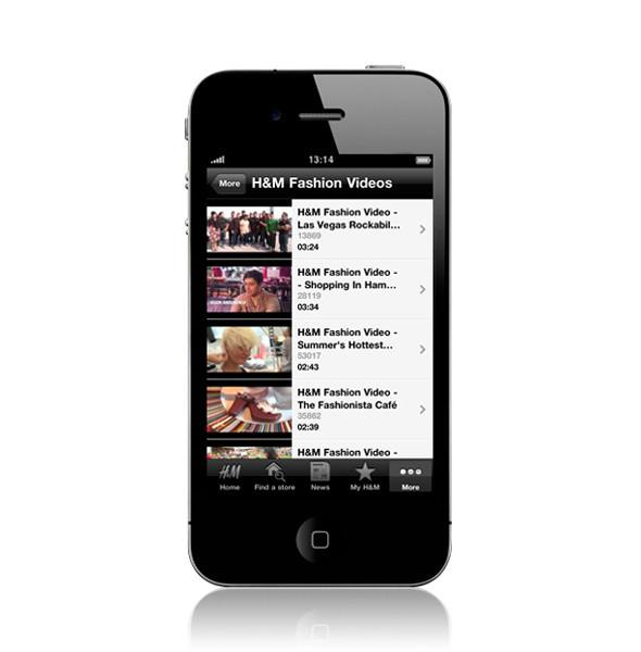 Изображение 5. У H&M появилось приложение для iPhone.. Изображение № 5.