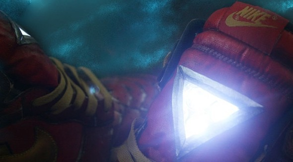 Iron Man и Nike. Изображение № 2.