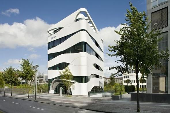 Технологический центр медицинской науки - Берлин. Изображение № 6.