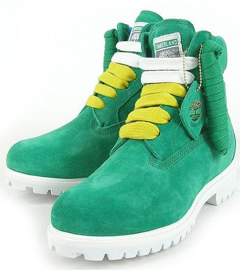 Легендарные ботинки Timberland. Изображение № 13.