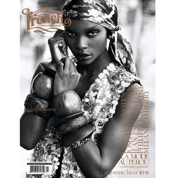 13 обложек нового номера French Revue de Modes. Изображение № 11.