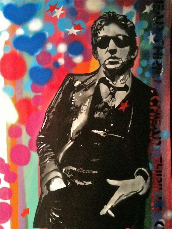 Граффити от легенды стрит-арта Jef Aerosol. Изображение № 16.