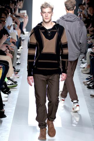 Неделя мужской моды в Милане: День 2. Изображение № 9.