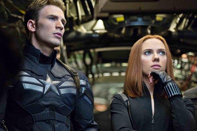 Кадр из фильма «Первый мститель: Другая война». Изображение № 1.