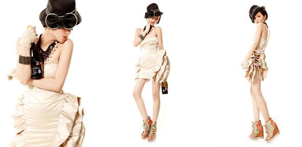 Платье - 5000. Изображение № 14.