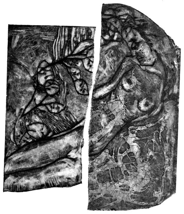 Ручная графика Ирины Сазоновой «Эхо». Изображение № 19.