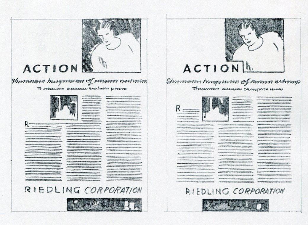 Дизайнерская машина времени: Чему стоит поучиться в рекламном агентстве начала века. Изображение № 5.