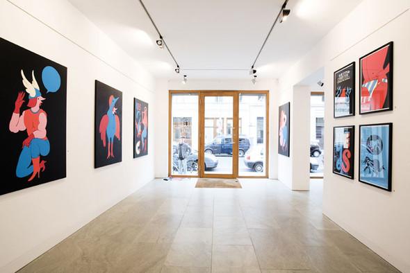 Parra вPool Gallery (Берлин). Изображение № 31.