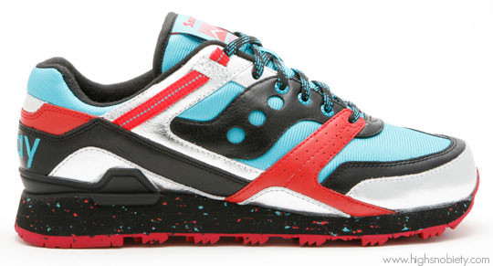 Saucony. Loyal to the sport. Изображение № 6.