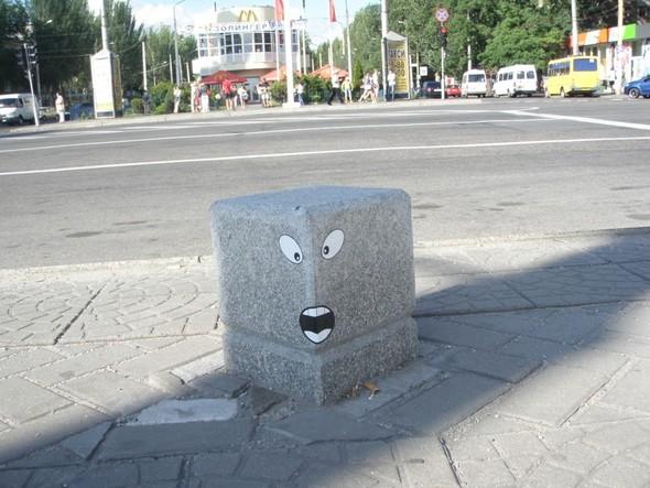 Оживающие объекты в Запорожье. Изображение № 3.