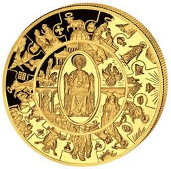 Самые красивые,необычные монеты мира. Изображение № 14.