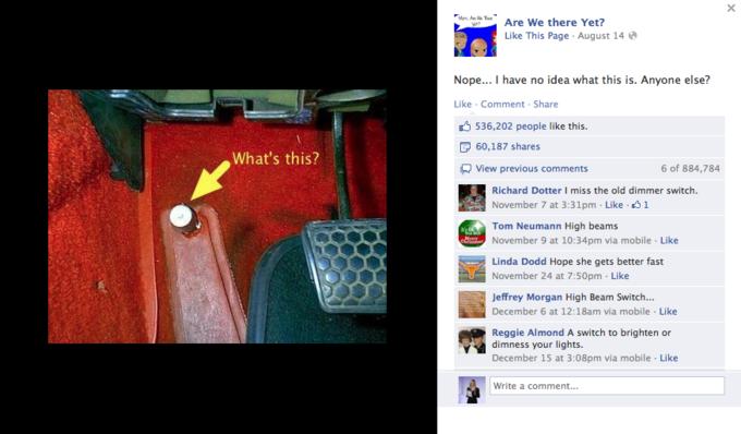 Названы самые популярные фото года в «Фейсбуке». Изображение № 3.