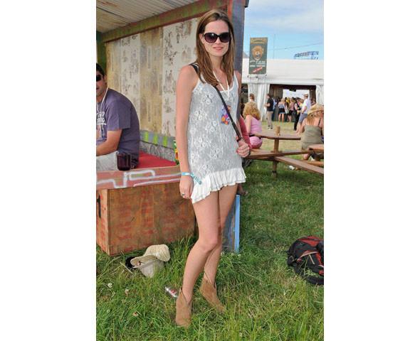 Люди на фестивале Glastonbury. Изображение № 12.