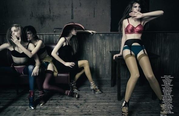 Изображение 6. Съемки: AnOther, POP, Vogue и другие.. Изображение № 6.