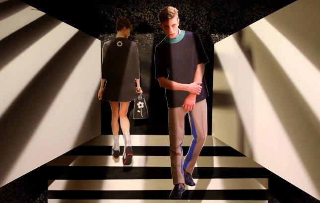 Вышел лукбук Prada из серии Real Fantasies. Изображение № 20.