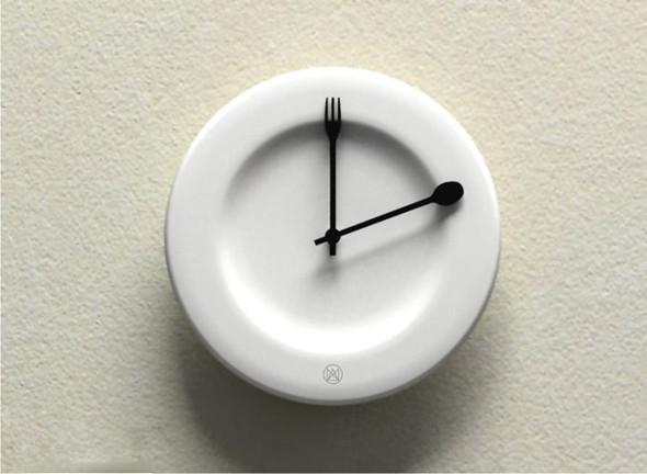 Необычный дизайн часов. Изображение № 6.