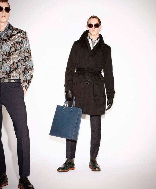 Показаны новые лукбуки Gucci, Louis Vuitton и Prada. Изображение № 5.