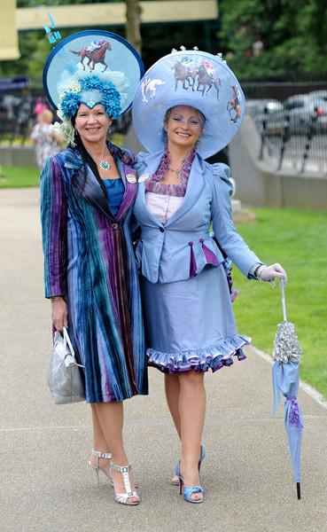 Самые необычные иизысканных шляпки Royal Ascot. Изображение № 17.