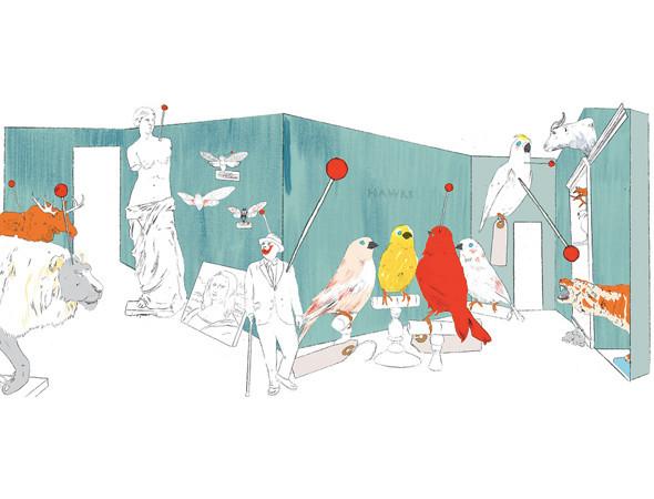 Создать папку: 5 успешных российских иллюстраторов рассказывают о портфолио. Изображение №81.